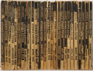 Astounding Science Fiction Unbroken Run of 27 Complete Issues Nov 1947 - January 1950 Inclusive....