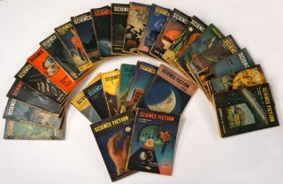 Astounding Science Fiction Unbroken Run of 27 Complete Issues Nov 1947 - January 1950 Inclusive