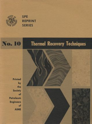 Thermal Recovery Techniques No. 10