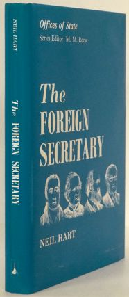 The Foreign Secretary. Neil Hart, M. M. Reese