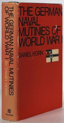The German Naval Mutinies of World War I