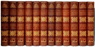 The Book of the Thousand Nights and a Night (Complete 12 Volume Set). Sir Richard F. Burton, trans