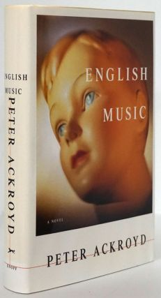 English Music. Peter Ackroyd