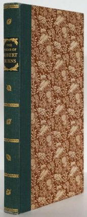 The Poems of Robert Burns Selected and with an Introduction by Delancey Ferguson. Robert Burns