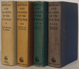 Battles and Leaders of the Civil War Four Volume Set