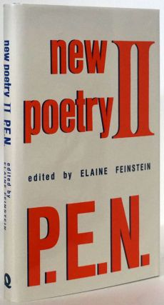 P. E. N. New Poetry II. Adam Lively, Anne Stevenson, Dannie Abse, Stephen Duncan, Ruth Fainlight,...