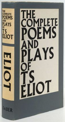 The Complete Poems and Plays of TS Eliot. T. S. Eliot