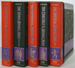 The Story of the Middle Ages (Five Volume Complete Set): The Birth of the Middle Ages; The Making...