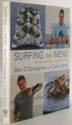 Surfing the Menu Two Chefs, One Journey: a Fresh-Food Adventure