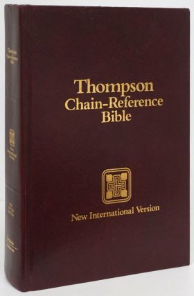 The Thompson Chain-Reference Bible New International Version